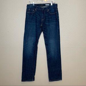 Aeropostale Slim Straight Denim Jeans Size 32 X 34